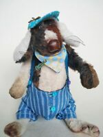 Teddy dog Vega OOAK Artist Teddy by Voitenko Svitlana.