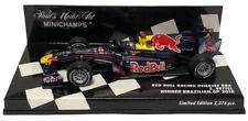 Minichamps Red Bull RB6 Winner Brazil GP 2010 - S Vettel F1 World Champion 1/43