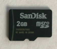 SanDisk Micro SD MicroSD MicroSDHC Memory Card