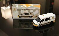 1/64 TINY Hong Kong CAR 132 - Mercedes Benz Sprinter HKAA Hong Kong