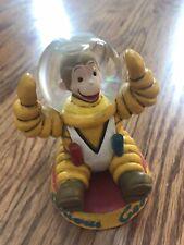 Curious George Hmco Astronaut Snowglobe