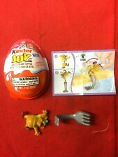 Kinder Joy Sweet Cream Topped with Cocoa Wafer Bites Treat + Toy - 0.7