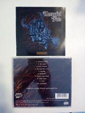 MERCYFUL FATE - DEAD AGAIN  - PROMO  CD METAL BLADE 3984 14159 2