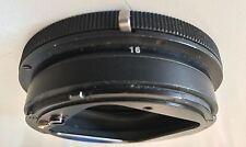 Original Hasselblad metal Extension Tube 16 for 500-Series Cameras