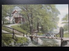 Wanstead BUSHWOOD Swiss Cottage & Bridge c1906