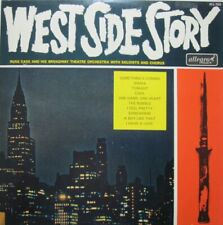 RUSS CASE AND HIS BROADWAY THEATRE ORCHESTRA - WEST SIDE STORY  - LP