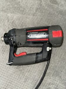 GENUINE Used RotoZip Revolution Spiral Saw Model REV01 Type1 Cut Off Rotary Tool