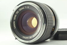 """[Near MINT] Rare """"O"""" Canon FD 35mm f2 Wide Angle MF Lens From JAPAN"""