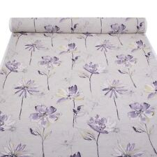 floral cotton leaf flowers upholstery curtain cushions fabric
