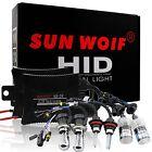 35W/55W HID Xenon Headlight Conversion KIT H1 H3 H4 H7 H11 9006 H43 H13 Bi-Xenon
