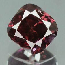 0.25 cts. Cushion Cut Pinkish Purple Color Loose Natural CertifIed #57