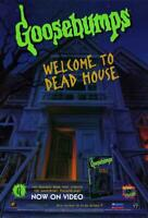 Goosebumps Welcome to Dead House Movie POSTER 11 x 17, A