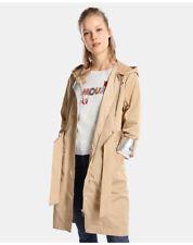 Cappotti e giacche da donna parke beige taglia 42