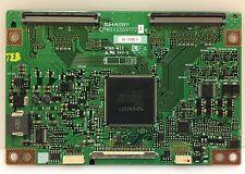 """Sharp LC-26DA5U 26"""" TV T-Con Board CPWBX3369TPZZ"""