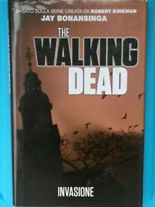 Libro The Walking Dead Invasione | Italiano Panini Books