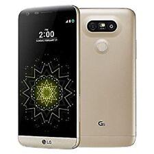 "LG G5 H860 32G Dual LTE 5.3"" Dual Camera Module Smartphone Unlocked Gold New"