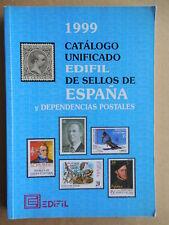 Spanien Katalog 1999 - inkl INFI etc...