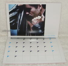 George Michael Faith Remastered Taiwan Promo 2011-year Calendar