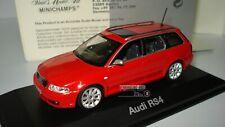 MINICHAMPS 1:43 AUDI RS4 COLLECTION RFA 20000000876002