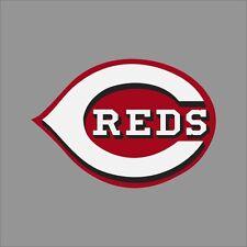 Cincinnati Reds MLB Team Logo Vinyl Decal Sticker Car Window Wall Cornhole