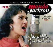 Wanda Jackson - In the Middle of a Heartache - Classic Album Collection
