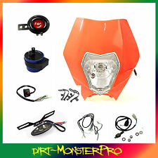REC REG Lighting Kit KTM 125 200 250 300 EXC 450 400 RACING ENDURO MX TRAIL BIKE