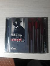 Eminem ''Music To Be Murdered By'' CD 2020 Deluxe Edition