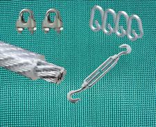 SET: Pfeilfangnetz grün - extra safe - 2m x 3m (B x H) inkl. Zubehör