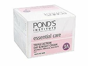 PONDS Triple Action 50 ml Day&Night Cream - Anti-Wrinkle Face Cream