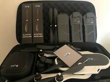 GoPro Karma with HERO 6 black, 3 batteries, spare propellers,carry backpack