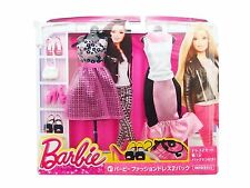 BARBIE FASHIONS COMPLETE LOOK 2 CLOTHES PACK CLL22  *NEW*
