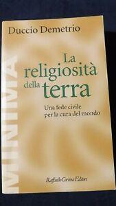 Demetrio: La religiosità della terra.Cortina, 2013