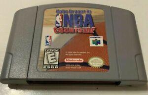 Kobe Bryant in NBA Courtside (N64, 1998) NTSC N64 GAME CARTRIDGE ONLY AUTHENTIC