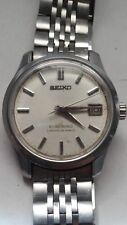 King Seiko 4402-8000 SS 25J Manual Wind w/KS belt VG
