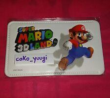 HOUSSE DE RANGEMENT NINTENDO 3DS SUPER MARIO 3D LAND
