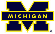 Michigan Wolverines NCAA Color Die-Cut Decal / Car Sticker *Free Shipping