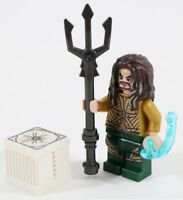 LEGO JUSTICE LEAGUE MOMOA AQUAMAN MOVIE MINIFIGURE 76085 FIGURE - DC SUPERHEROES