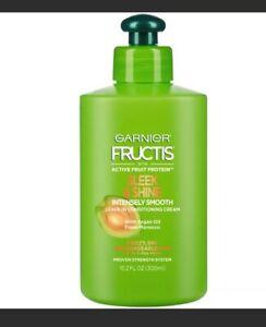 Garnier Fructis Sleek & Shine Intensely Smooth Leave-In Conditioning Cream 10oz