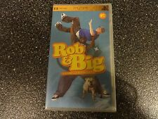 Rob and Big Vol. 1 UNCENSORED Sony PSP UMD Video NEW- FREE SHIPPING