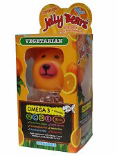 Vegetarische Nahrungsergänzungs-Vitamine & -Mineralien mit Omega - 3
