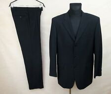BALMAIN PARIS WOOL SUIT TROUSERS BLAZER JACKET made in PORTUGAL size 40 INCH