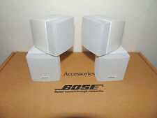 Bose® LIFESTYLE® Double Cube Speakers x2 in **Top Condition**