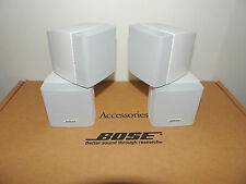"Bose® LIFESTYLE® Double Cube Speakers x2 in ""Top Condition"""