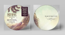 """KEANE TEAR UP THIS TOWN VINILE 7"""" PICTURE DISC RSD 2017 NUOVO SIGILLATO"""
