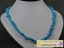 Markenlose Echtschmuck-Halsketten & -Anhänger mit Türkis-Hauptstein für Damen