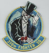 """USAF Patch 310th FIGHTER SQUADRON, Morale Patch, 4.5"""" X 4"""", Luke AFB, Arizona"""