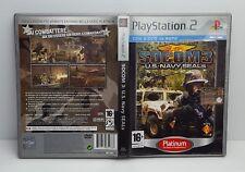 SOCOM 3 US NAVY SEALS - PS2 - PlayStation 2 - PAL - Italiano - Usato