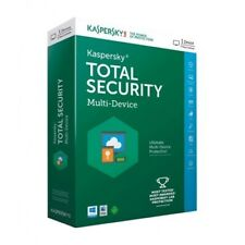 Kaspersky Total Security 2021 - 1 Year 1 Device Global Multi device (Fast)