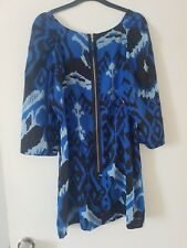 Ladies womans top dress, long tunic fits size 14 by Atmosphere .very good