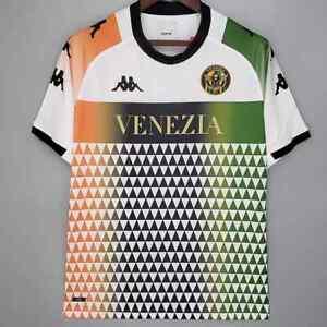 Italy Italia Venezia 2021/2022 FC Away Retro Jersey Soccer Football